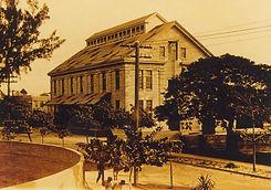 Original photo of the museum building