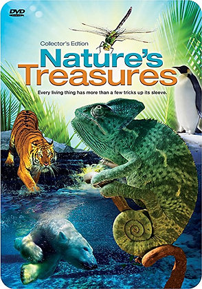 NATURE'S TREASURES (COLLECTOR'S EDITION) DVD