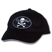 BASEBALL HAT: KEY WEST PIRATE'S PARADISE