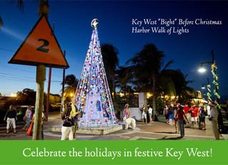 Official Lighting of the Key West Harbor Walk - Wednesday Nov. 23 6pm