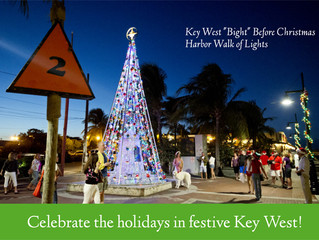 Official Lighting of the Key West Harbor Walk - Wednesday Nov. 23 6pm