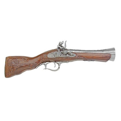 PIRATE DELUXE FLINTLOCK BLUNDERBUSS