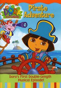 DORA'S PIRATE ADVENTURE on DVD