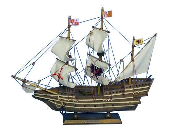 Atocha Model Ship