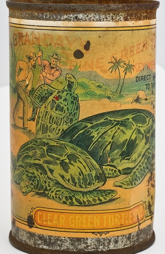 Can of Granday's Turtle Soup