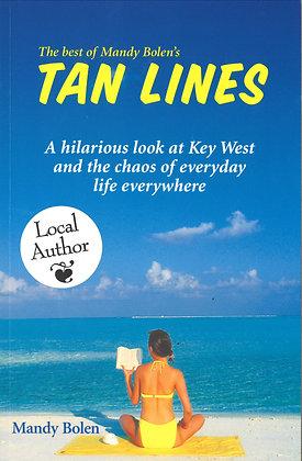 TAN LINES by Mandy Bolen