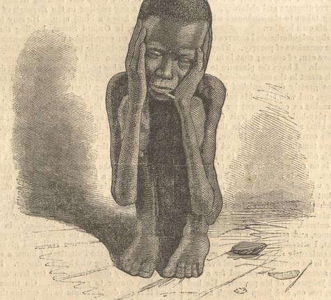 An African Boy at Key West
