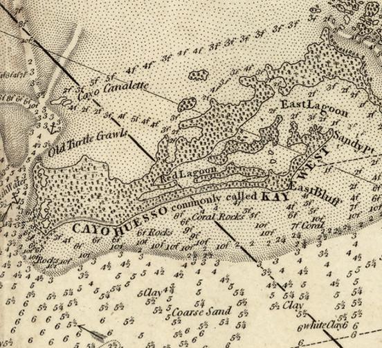 Key West, ca. 1790