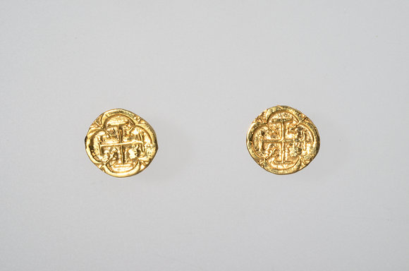 14 kt. Gold 1733 Fleet Earrings