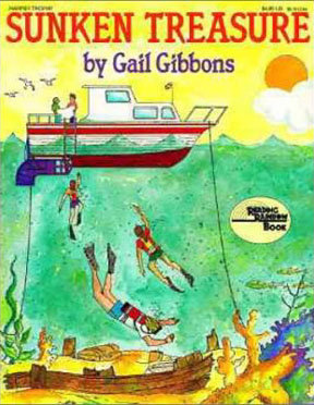 SUNKEN TREASURE by Gail Gibbons