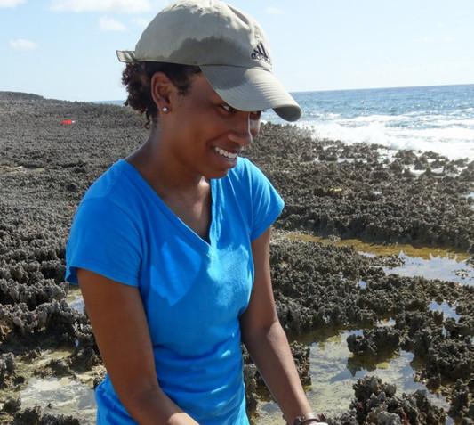 Small Ballast Stone Found on Shore