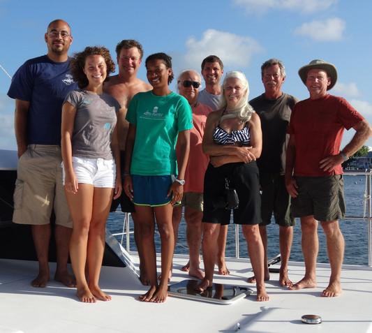 The Peter Mowell Field Crew