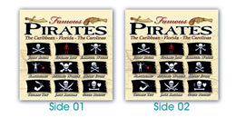 KOOLISIMO: FAMOUS PIRATES (Set of 2)