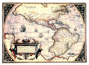 THE NEW WORLD IN 1570