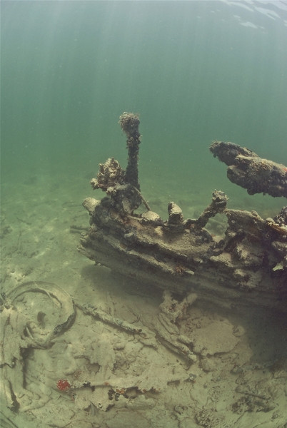 The End of the Shipwreck