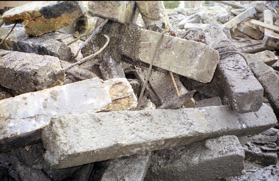 Concrete Kraals Columns