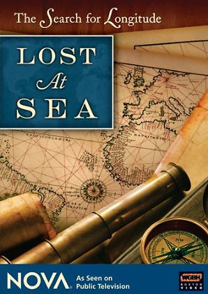 LOST AT SEA: THE SEARCH FOR LONGITUDE DVD