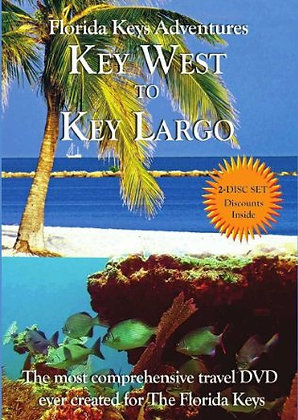 KEY WEST TO KEY LARGO DVD