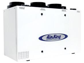 Air King's AKEV160 Energy Recovery Ventilator Provides Balanced Ventilation