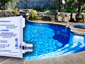 Protect Your Expensive Pool and spa Equipment With the PS3000 From Intermatic!