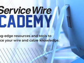 Enhance Your Wire and Cable Knowledge With Service Wire Academy!