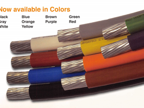 Priority Wire & Cable Offers Type XHHW-2 in a Variety of Colors
