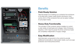 Simplify Control and Contractor box Installations with Intermatic's Contractor Box!