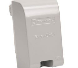 Intermatic's Die-Cast Aluminum Weatherproof Covers are Some of the Toughest on the Market