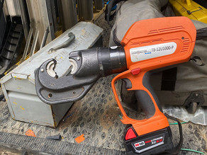 Let ILSCO's TB-12U1000-P Crimper be your powerhouse tool for every job!