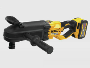 DEWALT Introduces The DCD471 60V Quick-Change Stud & Joist Drill