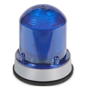 Edwards Signaling 125 Class XBR XTRA-BRITE LED Beacons Offer Application Flexibility!