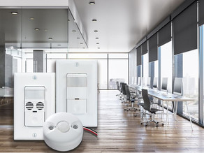 Intermatic's Large Range of Occupancy and Vacancy Sensors is Ideal for a Variety of Applications!