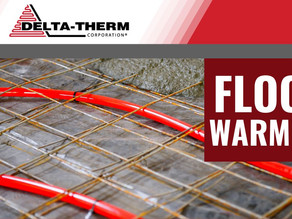 Keep Your Floors Warm This Winter With Delta-Therm