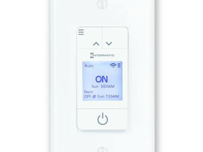 Intermatic's new Wi-Fi Ascend Smart In-Wall Timers are Easy to Install and Easy to use!