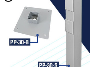 Orbit Industries Introduces Innovative Rooftop Pedestal Posts