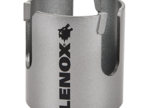 Easily Drill Through a Variety of Materials with LENOX's Multi-Material Carbide Tipped Hole Saws