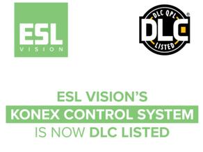 ESL Vision's Konex Control System is now DLC Listed!