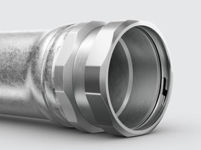 Eliminate the Hassle of Loose Couplings With Western Tube's SmartCompression EMT