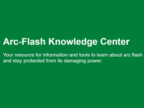 Littelfuse Introduces The All-New Arc-Flash Knowledge Center