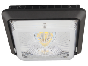 V-Tac's LED Canopy Fixture is Eco-Friendly and Allows for Energy Savings