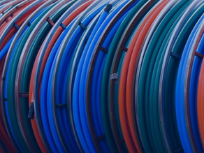 Blue Diamond's HDPE Conduit Offers Long-Lasting Cable Protection!