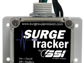 SSI's Surge Tracker ST1 Protects Against Electrical Surges in a Compact Indoor/Outdoor Rated Device