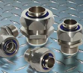 Prevent Corrosion With Stainless Steel Liquidtight Connectors From Remke