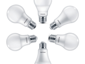 A-Shape Lamps From Philips Lighting are a Smart LED Alternative to Standard Incandescents