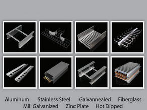 MP Husky's Large Cable Tray Offering has Your Next Project Covered!