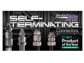 Service Wire's Self-Terminating Connectors Receive the EC&M Product of the Year Silver Award