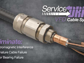 Maximize the Life and Performance of Critical Drive Systems with ServiceDrive from Service Wire