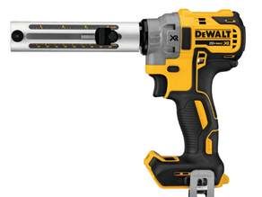 Stripping Cable is Easier Than Ever With DEWALT's 20V MAX* XR Brushless Cable Stripper