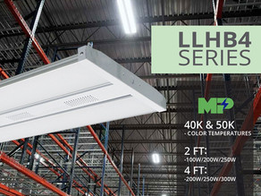 Westgate's LLHB4 High Bay Series Offers High Lumen Output and a Selectable Power Switch