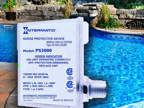 Keep Your Pool and Spa Equipment Safe all Winter With the Help od Intermatic!